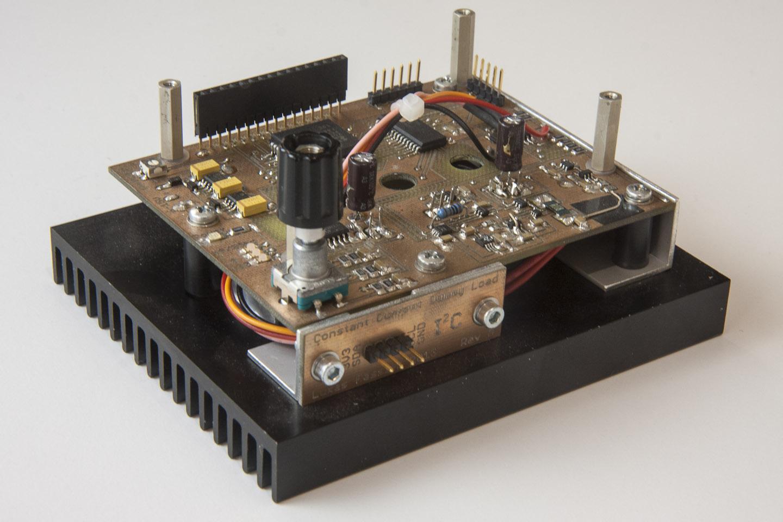 November 2014 Soldernerd Page 2 Dummy Load Circuit Constant Current Schema Mg 0935