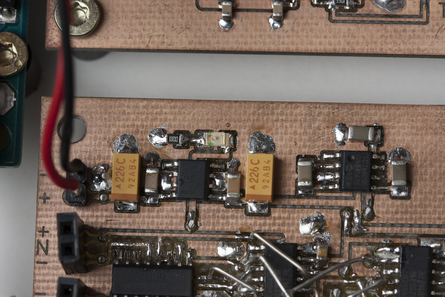 Arduino Ultrasonic Anemometer Part 2 Digital Circuit Soldernerd Circuitprojectscomultrasonic Oscillations Which Mg 1023
