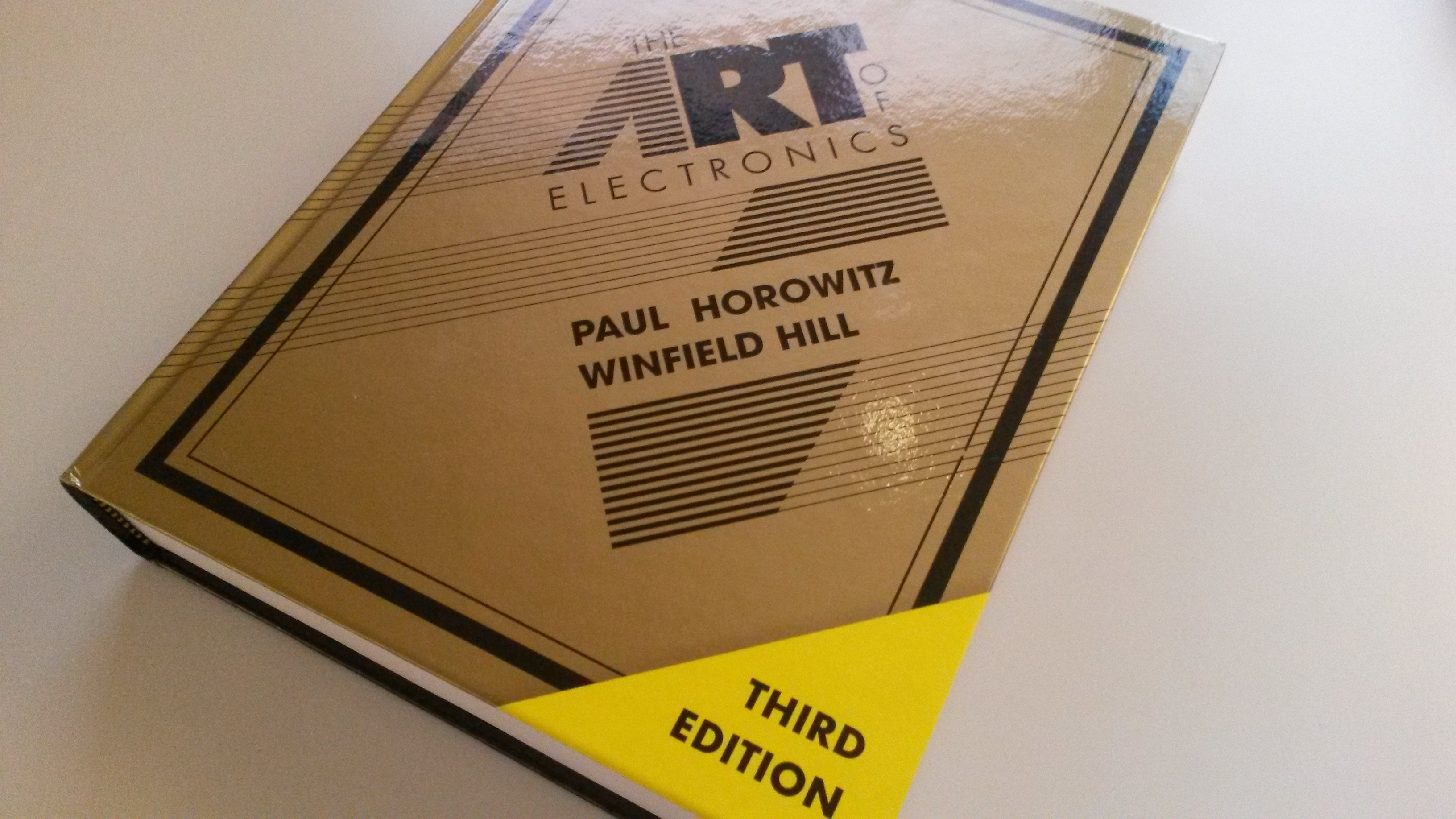 3rd electronics pdf the of art