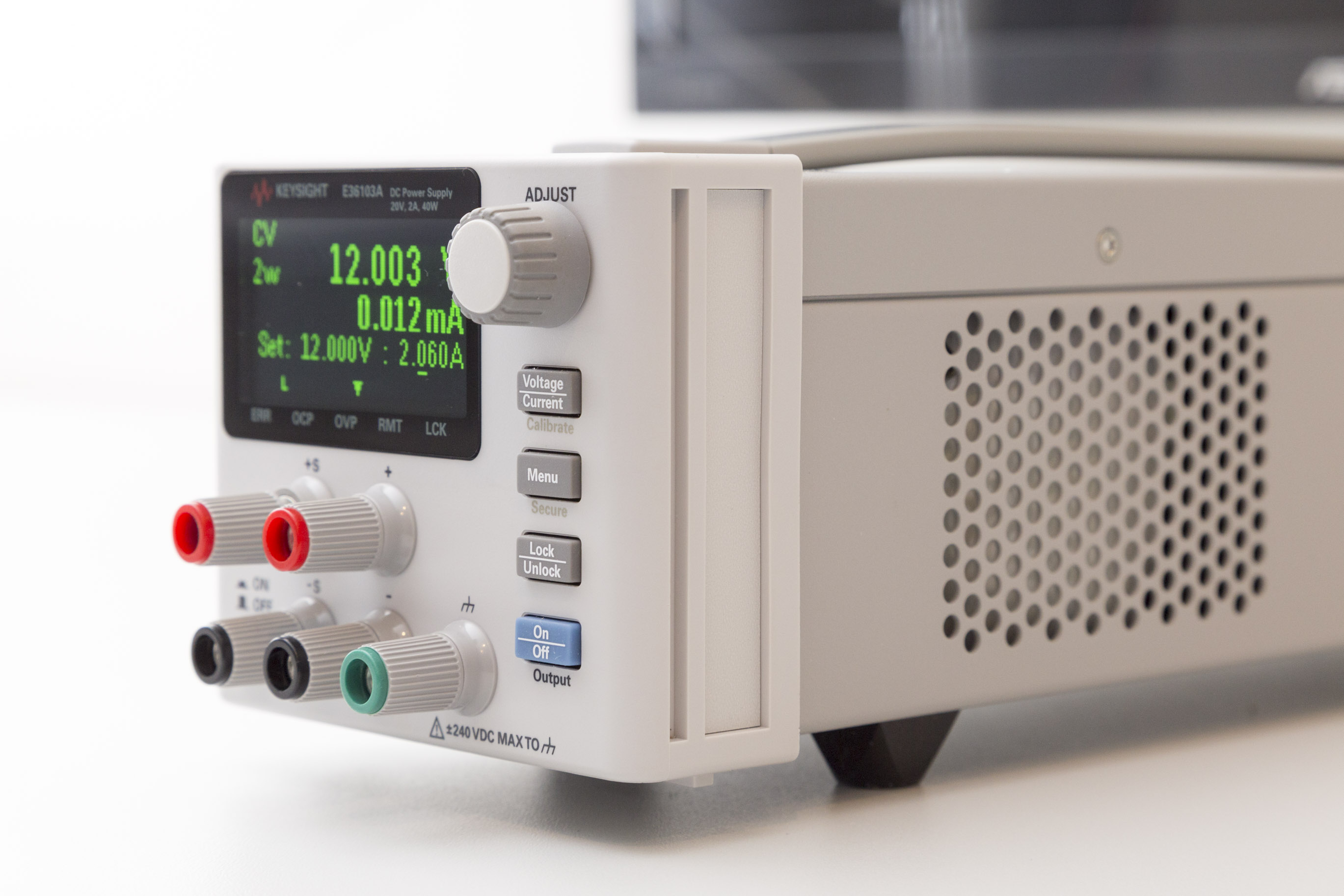 Keysight E36103a Lab Power Supply Review Soldernerd