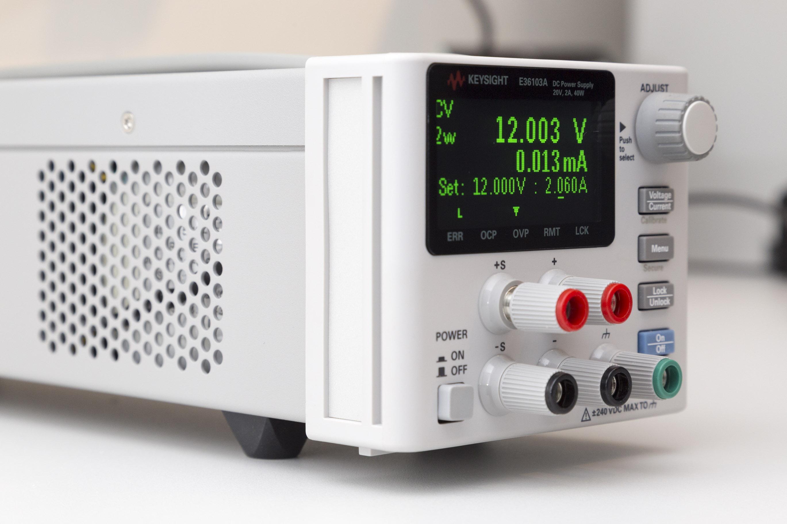 Keysight E36103a Lab Power Supply Review Soldernerd