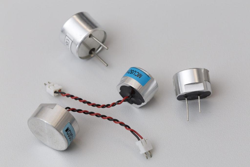 Ultrasonic Anemometer Part 29: Transducer Comparison 29