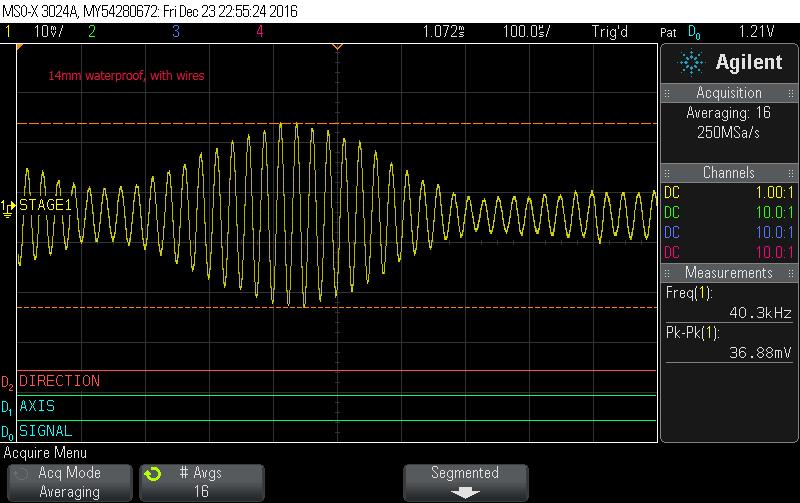 Ultrasonic Anemometer Part 29: Transducer Comparison 49