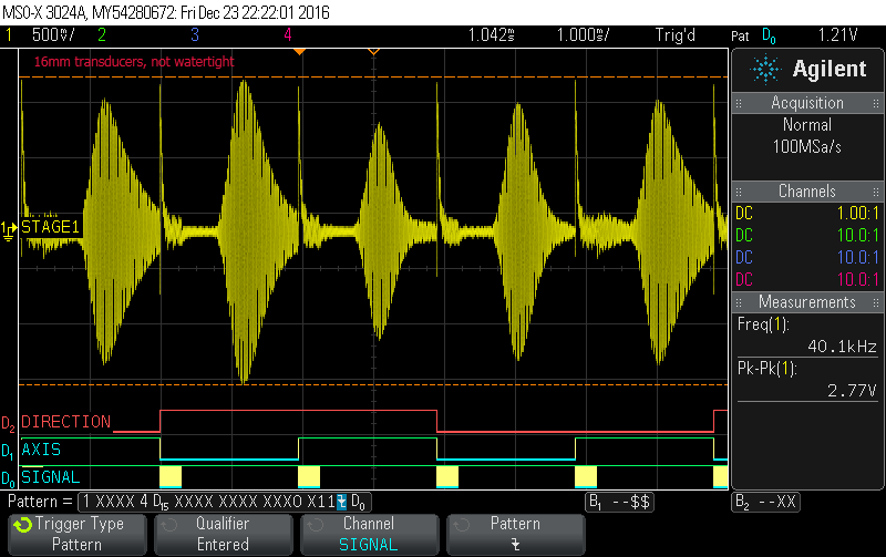 Ultrasonic Anemometer Part 29: Transducer Comparison 44