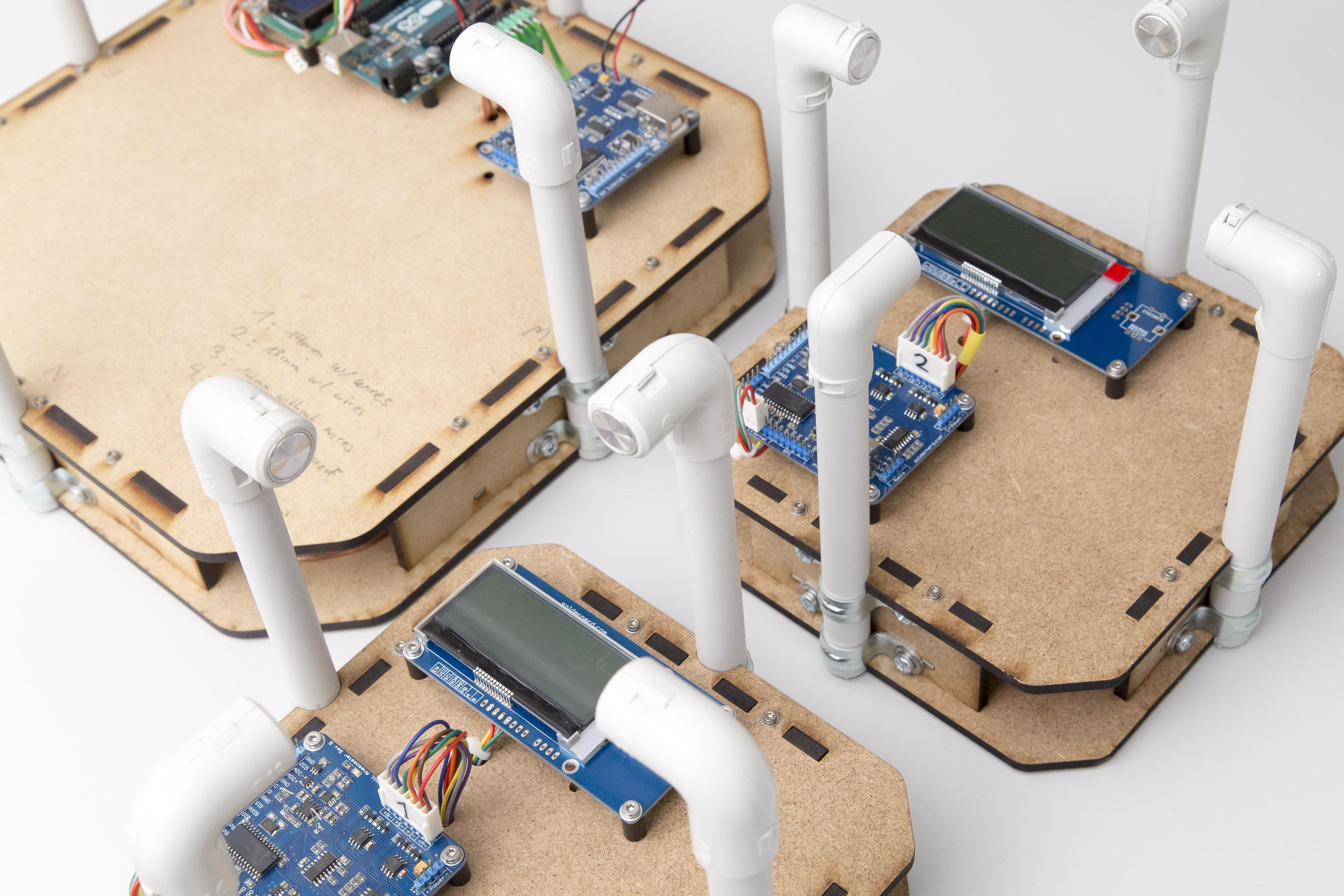 Arduino Ultrasonic Anemometer | soldernerd